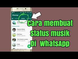 Cara Membuat Status Text Lagu Di Whatsapp